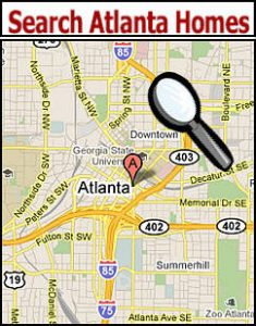 Atlanta Real Estate Properties Search Homes for Sale