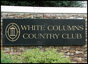 White Columns Country Club Homes for sale