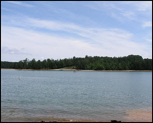 Gainseville GA Lake Lanier