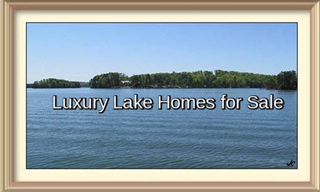 Lake Lanier Million Dollar Lake Homes for Sale