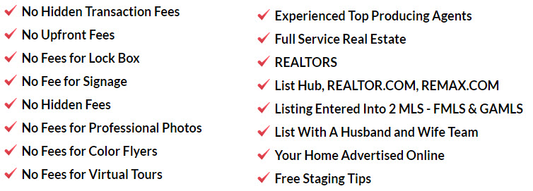 Atlanta Discount Real Estate Commissions - List and Sell for Less