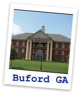 Buford GA City Hall