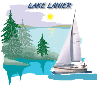 Lake Lanier homes for sale waterfront