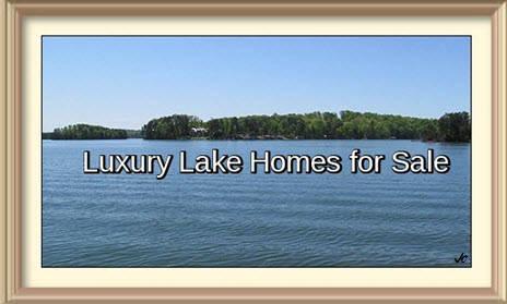Lake Lanier Million Dollar Lake Homes for Sale